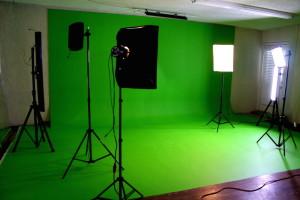 green screen studio Las Vegas